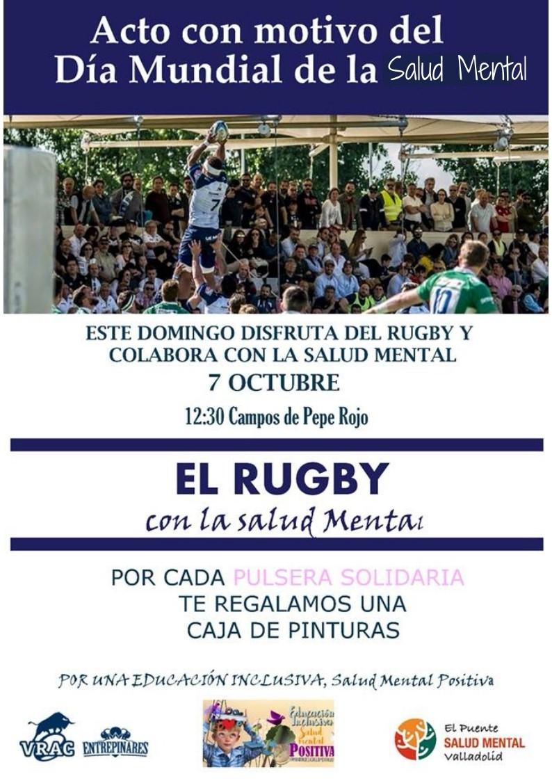 Rugby en favor de la salud mental